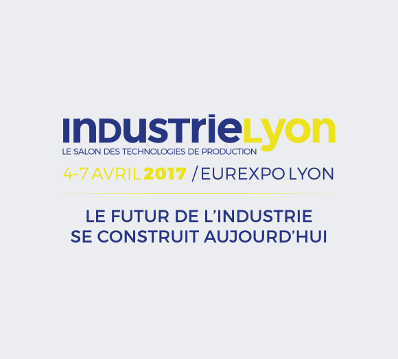 Salon Industrie Lyon 2016